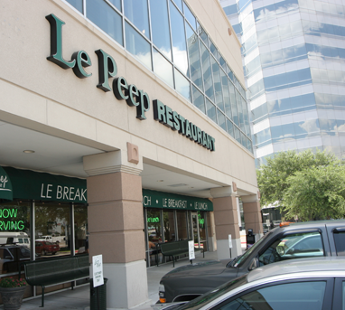 Le Peep Houston Breakfast & Lunch Restaurant